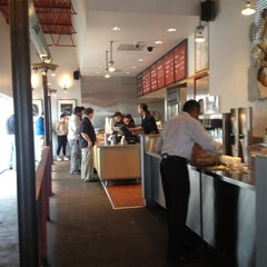 Photo taken at Chipotle Mexican Grill by Alexander S. on 3/22/2012