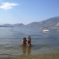 Photo taken at Coast Osoyoos Beach Hotel by Justine J. on 7/11/2012