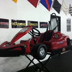 Photo taken at K1 Speed Irvine by Sandra F. on 8/20/2011