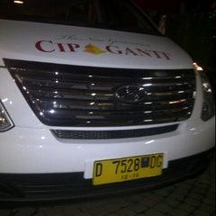 Photo taken at Cipaganti Otojasa by Gilbert C. on 12/27/2011