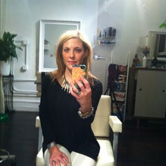 Photo taken at Marco Hair NYC by Lauren P. on 11/11/2011