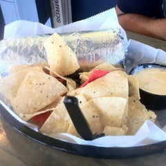 Photo taken at Freebirds World Burrito by Jonathan H. on 6/26/2011