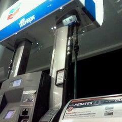 Photo taken at Chevron by Scott G. on 12/20/2011