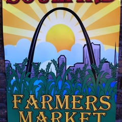 Photo taken at Soulard Farmers Market by Soulard Farmers M. on 5/18/2012