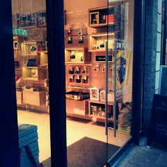 Photo taken at Lomography Gallery Store by Luca M. on 11/21/2011