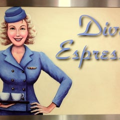 Photo taken at Diva Espresso by Jonathan G. on 4/28/2012