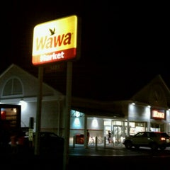 Photo taken at Wawa by Ryan S. on 6/19/2011