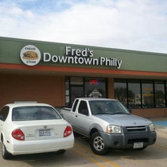 Photo taken at Fred's Downtown Philly by Gilbert C. on 4/1/2011