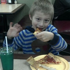 Photo taken at Cicis by Shaun G. on 12/8/2011
