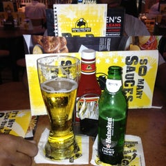 Photo taken at Buffalo Wild Wings by Cong T. on 3/27/2012