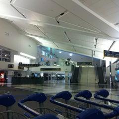 Photo taken at Harrisburg International Airport (MDT) by Ashley B. on 1/6/2012