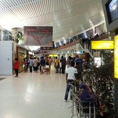 Photo taken at Aéroport Aimé Césaire (FDF) by Patrice P. on 9/2/2012