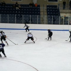 Photo taken at Kenyon Arena by Mary W. on 12/29/2011