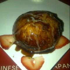 Photo taken at Soy Chinese-Thai-Japanese Resto by Alynn Lynn on 8/25/2011