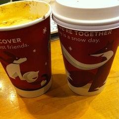 Photo taken at Starbucks by Matt P. on 11/27/2011
