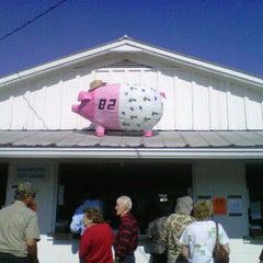 Photo taken at Mallard Creek Presbyterian Church BBQ by Alli F. on 10/27/2011