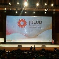 Photo taken at FICOD 2011 by Javi P. on 11/23/2011