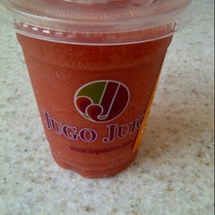 Photo taken at Jugo Juice by Shelesea R. on 8/21/2012
