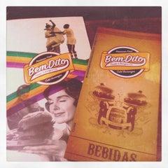 Photo taken at BemDito Steaks & Burgers by Igor Mauricio B. on 5/23/2012