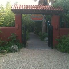 Photo taken at Casa de Luz by Ryan B. on 5/6/2012