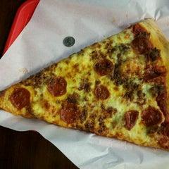 Photo taken at Bacci's Pizza by Lynn W. on 12/30/2011