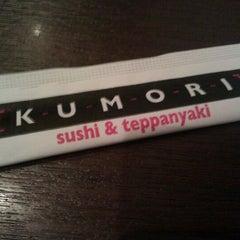Photo taken at Kumori Sushi & Teppanyaki by Raul H. on 4/5/2011