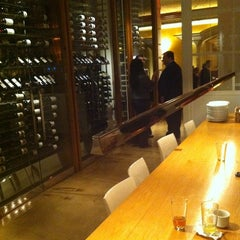 Photo taken at Wolfgang Puck Bar & Grill by Michelle T. on 4/27/2011