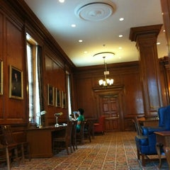Photo taken at Illini Union by Dafer A. on 7/26/2012