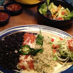Photo taken at On The Border Mexican Grill & Cantina by Vic S. on 7/4/2012