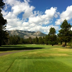 Photo taken at Lake tahoe Country Club by Timothy J. on 9/7/2012