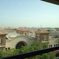 Photo taken at Knowledge Village قرية المعرفة by Martin H. on 5/6/2012