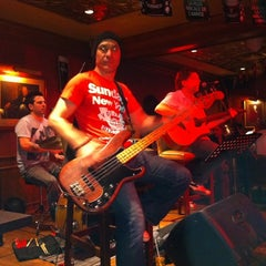 Photo taken at Sir Winston Churchill Pub by Jordan G. on 3/18/2012