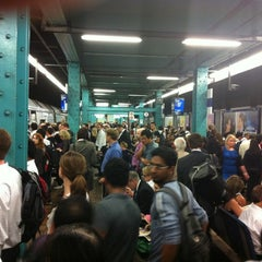 Photo taken at Wynyard Station (Main Concourse) by Christopher V. on 3/15/2012