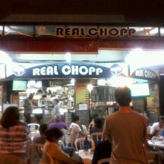 Photo taken at Real Chopp by Paolo Nicola M. on 7/29/2012