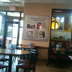 Photo taken at Chick-fil-A by Maria L. on 7/3/2012