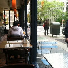 Photo taken at Barking Dog Luncheonette by Cree L. on 4/26/2012