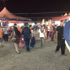 Photo taken at Stadium Sungai Besar by Rahim H. on 8/11/2012