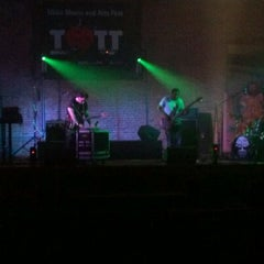 Photo taken at Uptown Theatre by Madisen S. on 4/21/2012