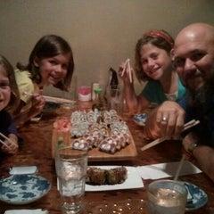 Photo taken at Kaiko Sushi Bar & Japanese Restaurant by Juan on 6/26/2012