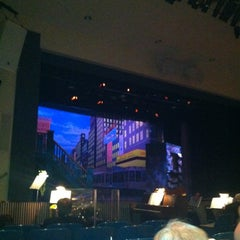 Photo taken at Saratoga Civic Theater by Nicole T. on 5/20/2012