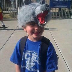 Photo taken at Desert Canyon Middle School by John M. A. on 4/27/2012