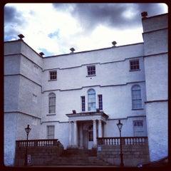 Photo taken at Rathfarnham Castle by Iarla B. on 4/15/2012