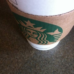 Photo taken at Starbucks by Renata O. on 3/17/2012