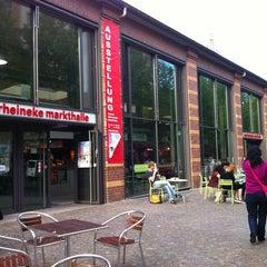 Photo taken at Marheineke Markthalle by Monica Z. on 4/30/2012