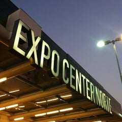 Photo taken at Expo Center Norte by Herbert Victor L. on 6/28/2012
