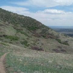 Photo taken at William Frederick Hayden Park by Jennifer G. on 4/18/2012