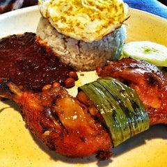 Photo taken at Restoran Murni Discovery by ËℓϑᎥĘŠ on 4/11/2012