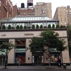 Photo taken at Hermès by Brian W. on 6/9/2012