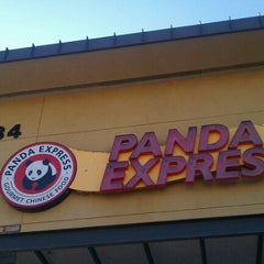 Photo taken at Panda Express by Ada W. on 3/1/2012