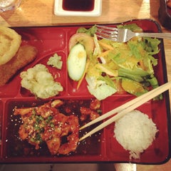 Photo taken at Sushiya by Abby A. on 8/16/2012